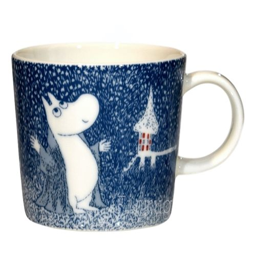 Moomin Mug: Light Snow Fall (2018)